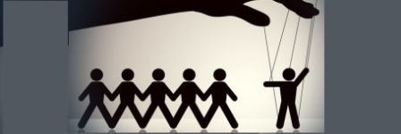 Dominação e manipulação. Técnicas, individual, grupos.