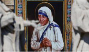 madre tereza intercessora adoração